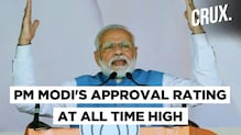 P.M. Modi's popularity soars for spearheading fight against COVID-19