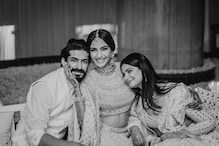 Sonam Kapoor Shares Unseen Pic from Her Wedding Album Featuring Siblings Rhea and Harshvardhan