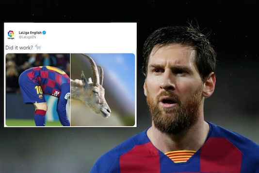 Lionel Messi (Photo Credit: AP and Twitter)