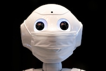 Jaipur Firm Deploys 7 Humanoid Robots to Cut Down Physical Interaction among Employees
