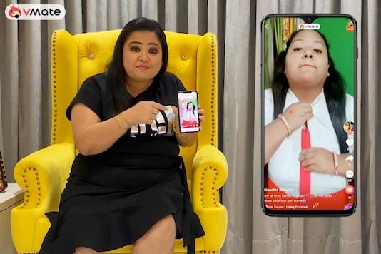 Nandita Srivastava touches Bharti's heart to bag Rs 5 lakh bumper prize in VMate's #GharBaitheBanoLakhpati campaign