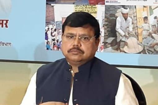 File photo of Pradhuman Singh Tomar.