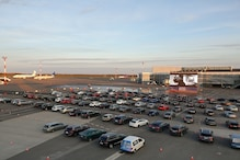 COVID-19 Pandemic: Lithuania Airport Turned into Movie Theater for Cars