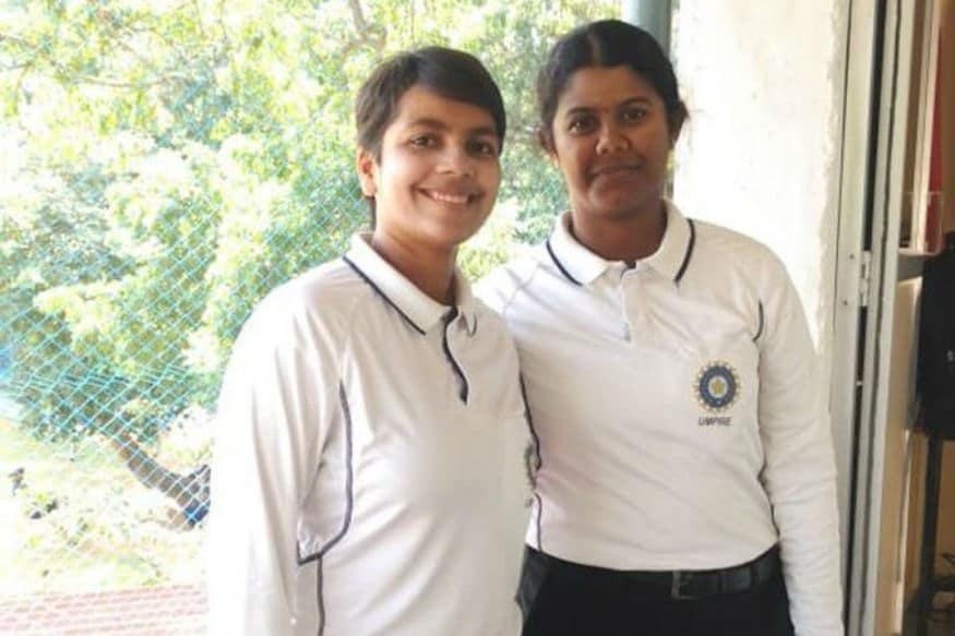 Denis Burns Hails Promotion of Janani Narayanan, Vrinda Rathi to ICC Development