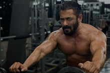 Jacqueline Fernandez Treats All Salman Khan Fans with Actor's Shirtless Workout Pic