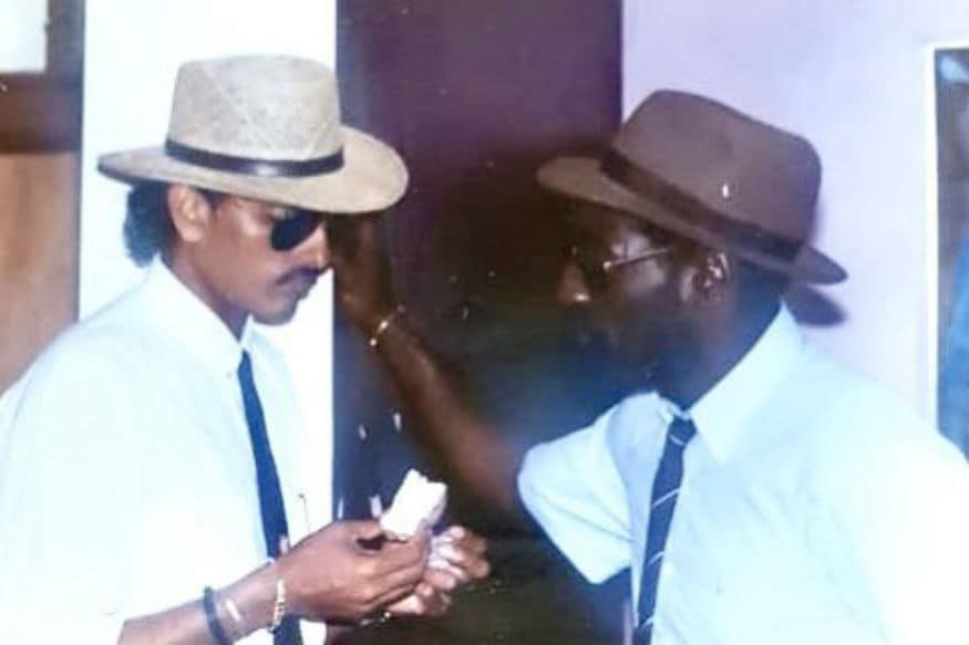 Brothers in Arms: Ravi Shastri Posts Old Photos with Viv Richards & Malcom