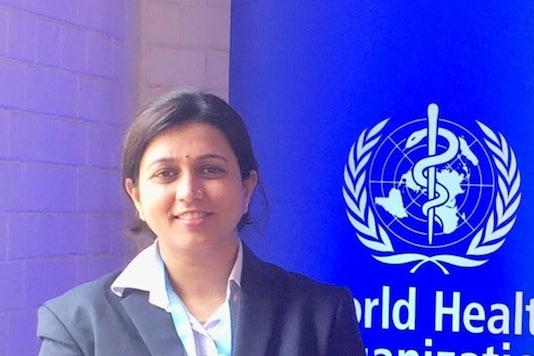 Nepal's doctor Runa Jha (Image: Facebook/Runa Jha)