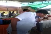BJP MLA Spits in a Community Kitchen in Rajkot, Pays Fine After Apologising