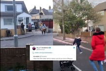 Watch: Diljeet Dosanjh Impressed by UK Residents Performing Bhangra while Maintaining Social Distancing