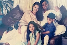 Athiya Shetty Shares Adorable Childhood Picture with Family