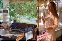 Step Inside Salman Khan's Farmhouse with Jacqueline Fernandez, Iulia Vantur, Waluscha De Sousa
