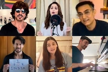 Aamir, Shah Rukh, Hrithik, Alia, Tiger Turn Singers To Raise Funds For India's Covid-19 Response