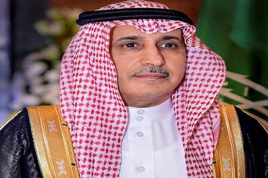 File photo of Saudi Ambassador Dr Saud bin Mohammed Al Sati. (Image: PTI)