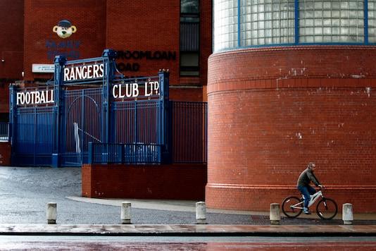 Scottish club Rangers FC (Photo Credit: Reuters)