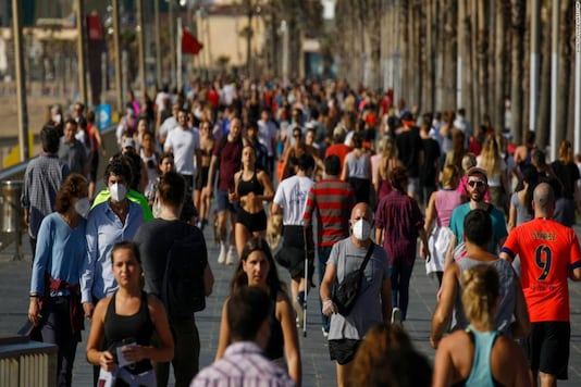 Western Europe has been enduring the kind of infection levels not seen in many months, particularly in Germany, France, Spain and Italy -- sparking fears of a full-fledged second wave.