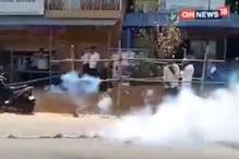 Karnataka Residents Burst Firecrackers to Celebrate the Reopening of Liquor Shops