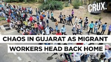 Over 20 Lakh Migrant Workers Register to Return Home from Gujarat Amid COVID-19
