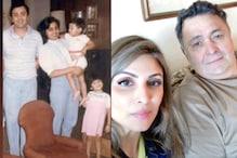 Riddhima Shares Throwback Pic of Rishi, Neetu and Ranbir Kapoor