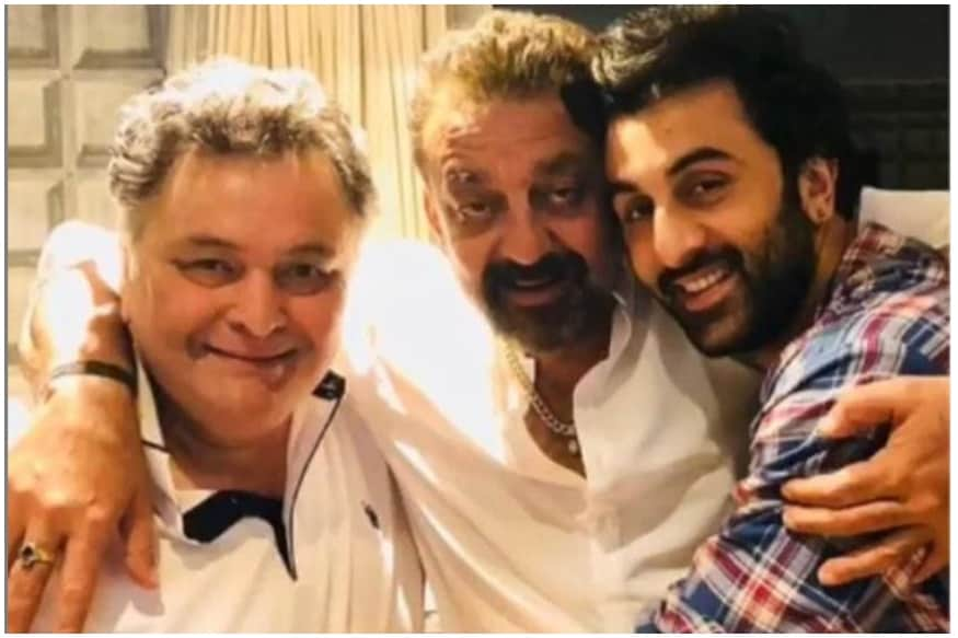 Cant Believe He is Gone: Sanjay Dutt Remembers Elder Brother Rishi Kapoor with Throwback
