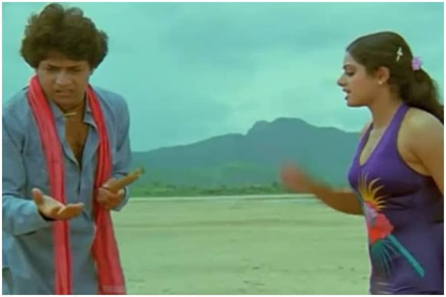 When Arun Govil Shared Screen Space With Sridevi, See