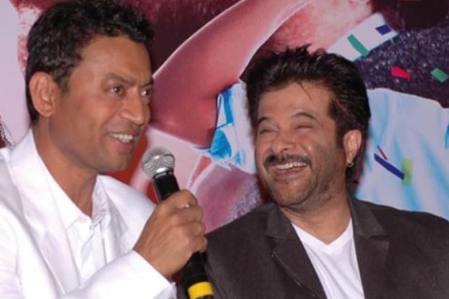 Anil Kapoor Misses Slumdog Millionaire Co-star Irrfan Khan And His