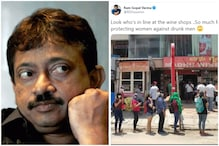 Dear Ram Gopal Varma, Women Drink and Domestic Violence is Real. They Are Not Connected