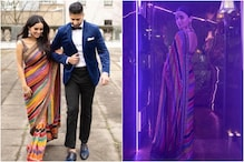 This Bride Wore an Alia Bhatt-inspired Sari for Her Pre-engagement Nuptials, See Pics