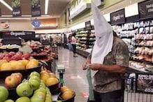 Racist Man Wears Ku Klux Klan Hood as Face Mask in US, Twitter Slams it as 'Symbol of Hate'