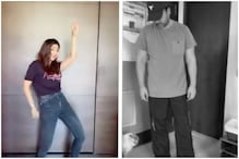 Raj Kundra Turns TikTok's Happy Dance To Punjabi Number As Shilpa Shetty Shows Off Her Moves
