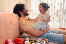 Dulquer Salmaan Pens Poetry to Wish 'Baby Girl' Maryam on 3rd Birthday