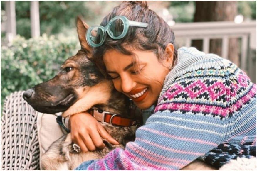 Priyanka Chopra Jonas Flashes Her Million Dollar Smile in This Adorable