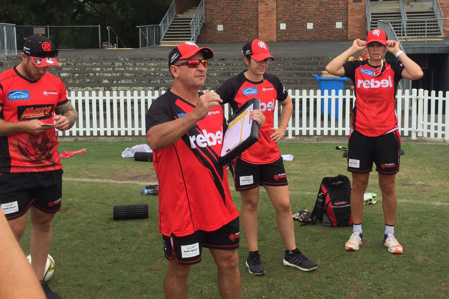 WBBL: Melbourne Renegades Part Ways with Head Coach Tim