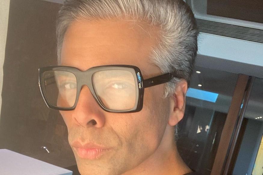Karan Johar Flaunts His Salt And Pepper Look, Jokes Im Available For Father