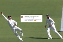 Kohli Tried to Troll Pujara With a Throwback Picture But Kevin Pietersen Stole the Show