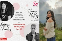 Ananya Pandey Collaborates With Guitarist James McVey To Raise Awareness About Cyber Bullying