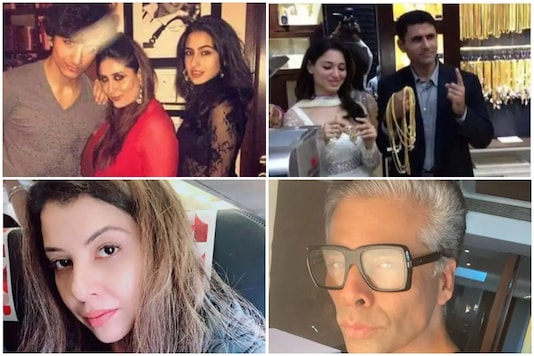 Pregnant Kareena's Old Photo with Sara-Ibrahim Surfaces, So Does Pic of Tamannaah Bhatia with Pak Cricketer