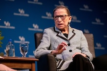 US Supreme Court's Ginsburg Takes Part in Arguments For ObamaCare Case After Treatment