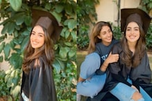 Bachchans Celebrate Navya Nanda's Graduation Day at Jalsa as Ceremony Stalled Due to COVID-19
