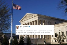 Toilet Flush Heard During Supreme Court Hearing in US Has Left a Bad Smell on the Internet