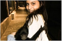 Suhana Khan's Throwback Picture Shows Her Love for Animals