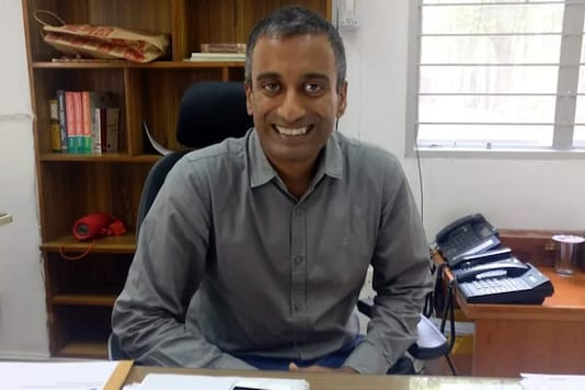Prof (Dr) Sudhir Krishnaswamy, the only Indian on Facebook's oversight committee, and the youngest ever vice-chancellor of the National Law School of India University. (Photo: Bar and Bench)