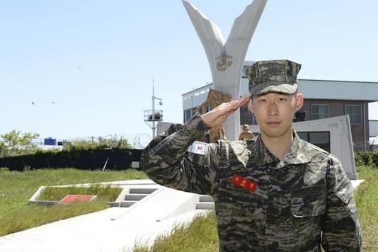 Son Heung-Min (Photo Credit: Twitter)
