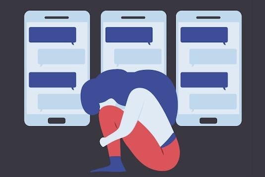 Cyber bullying and digital trauma, representative illustration. (Image: Marini Barbara/Getty Images)