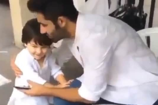 Cure Your Lockdown Blues With This Throwback Video Of Taimur