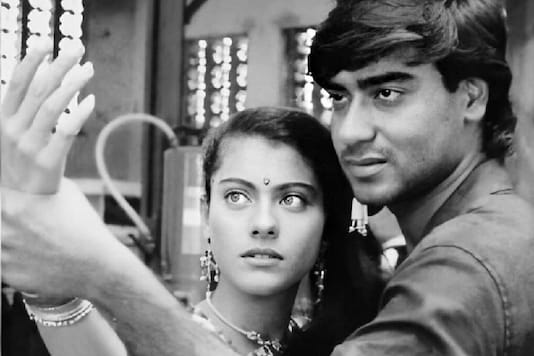 Ajay Devgn Posts Throwback Picture With Kajol, Jokes About Lockdown Being 22 Year Long