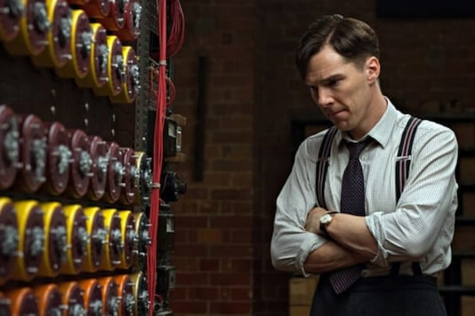 Still from the Imitation Game.