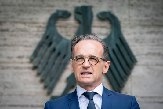 German Foreign Minister Heiko Maas (Photo Credit: AP)