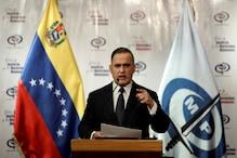 Venezuela's Top Prosecutor Tarek Saab Requests Extradition of US Veteran Jordan Goudreau Accused in Plot