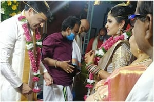 Producer Dil Raju Finds Love Again,Ties the Knot for the Second Time