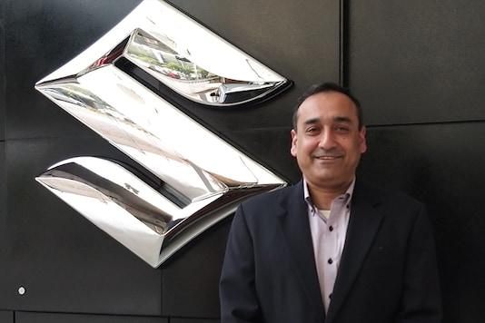 Devashish Handa, Vice-President, Suzuki Motorcycle India. (Photo: Suzuki Motorcycles India)